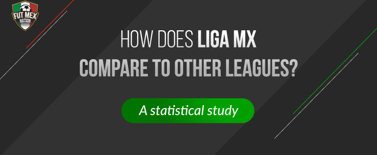 How Does Liga MX Compare To Other Leagues A Statistical Study Fut Mex Nation