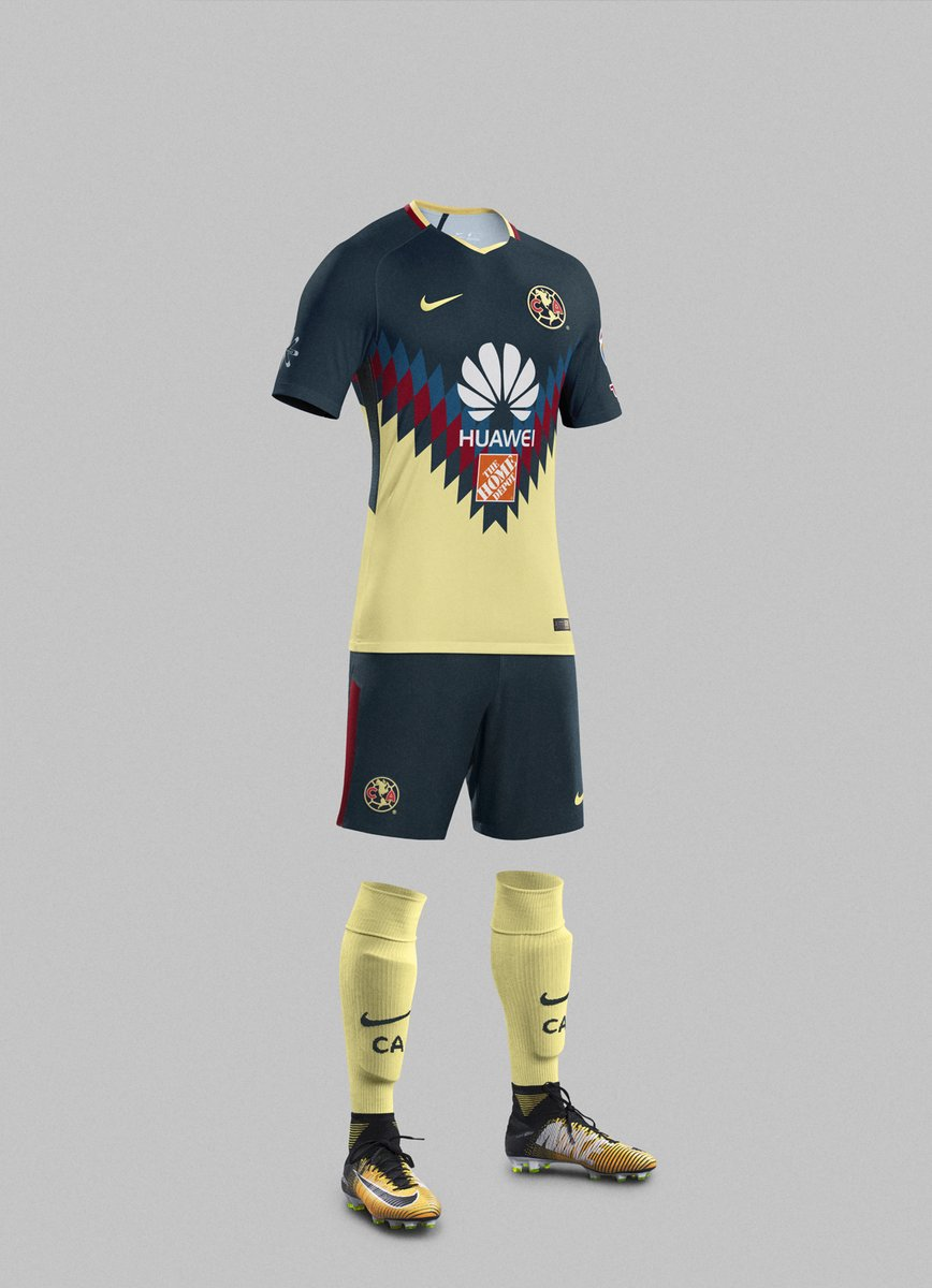 new product 8dda2 35290 Fans React to Club America's New Jersey and Take Action ...